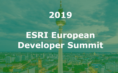 Europäischer Esri Developer Summit in Berlin